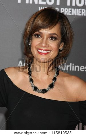 LOS ANGELES - JAN 25:  Tammy Townsend at the The Finest Hours World Premiere at the TCL Chinese Theater IMAX on January 25, 2016 in Los Angeles, CA