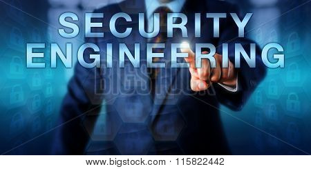 Software Engineer Touching Security Engineering