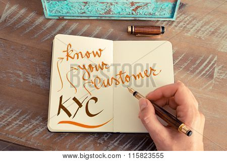 Business Acronym Kyc Know Your Customer