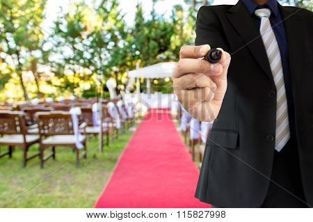 New Ideas For The Wedding