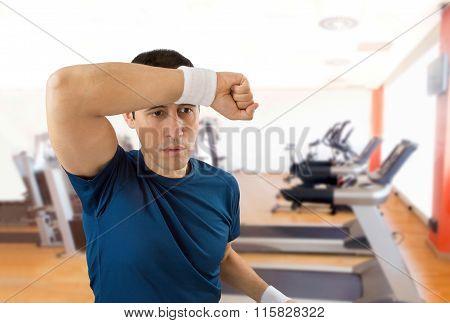 Tired Sportman
