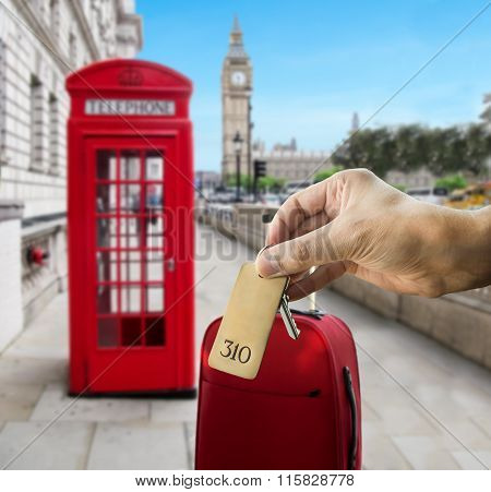 Get A Hotel In London