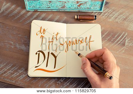 Business Acronym Diy Do It Yourself