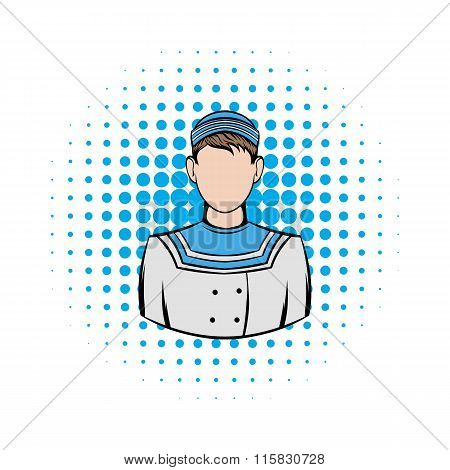 Sailor comics icon