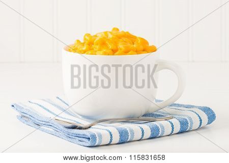 Macaroni And Cheese Cup