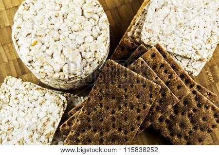 crispbread and bread products