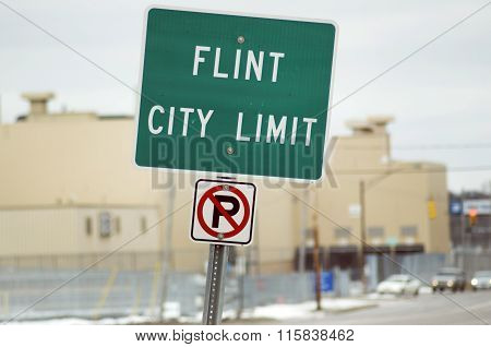 Flint City Limit
