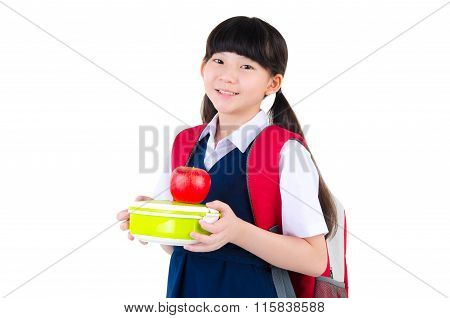 Asian Primary Student