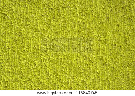 Abstract yellow painted texture
