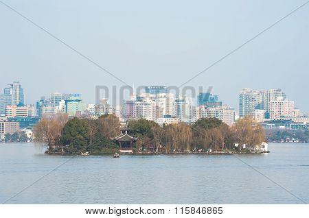 Ruangong Islet At West Lake, Hangzhou