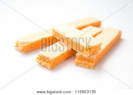 Four Pieces Of Wafer