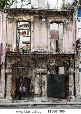 Havana City. Cuba