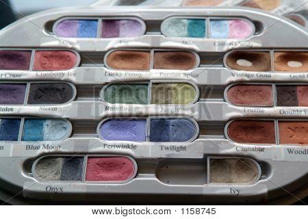 Make Up Pallet