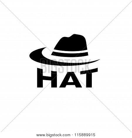 Hat Vector Design Template