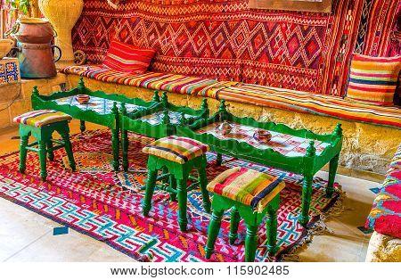 The Tea Tables