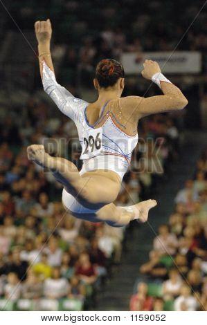 Gymnast Floor 02