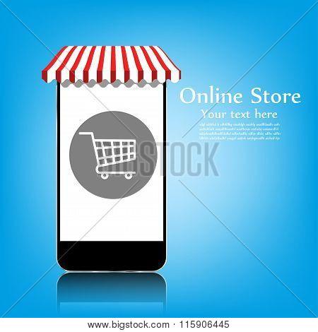 Online Store.