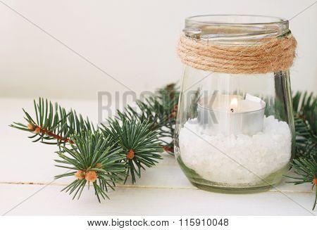 Winter style home decor