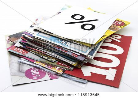 Advertisement Products paper