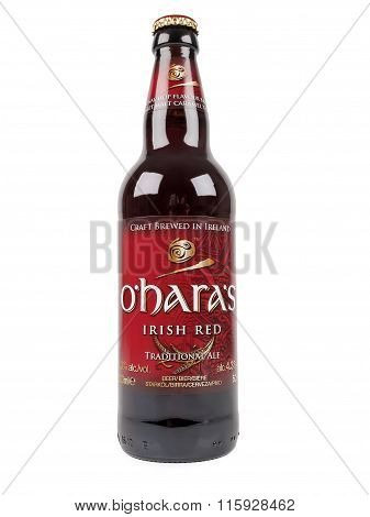 O'hara's Irish Red Beer