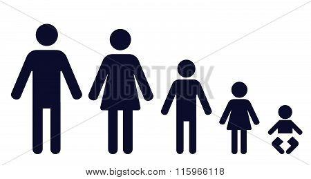 Family 3 Kids