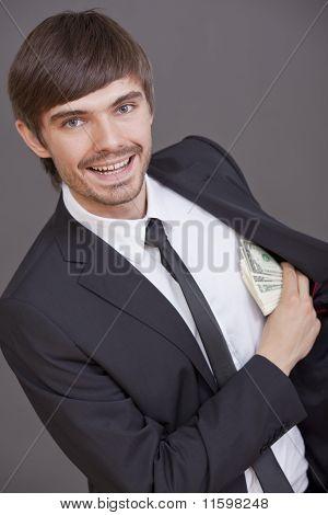 Taking Bribe