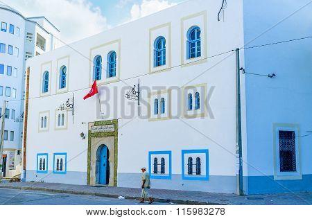 The High Institute Of Fine Arts