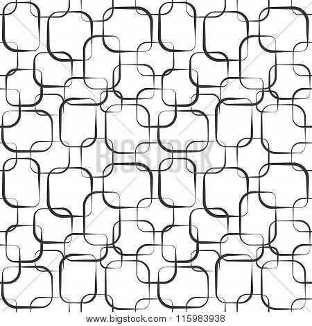 Rectangle Geometric Seamless Pattern 1