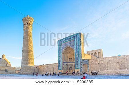 The Great Minaret