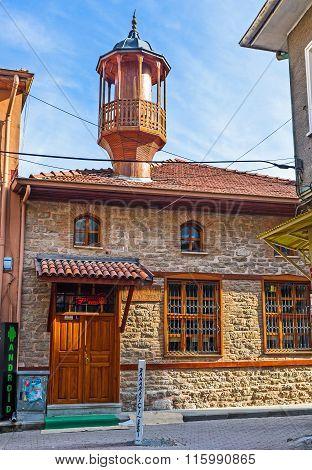 The Asri Mosque In Konya