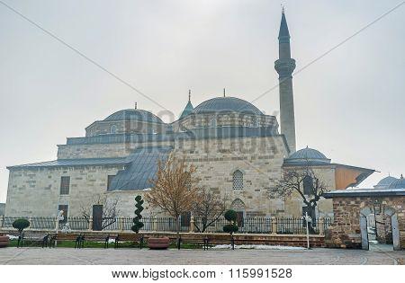 The Mosque In Mevlana Museum