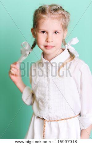 Beautiful kid girl