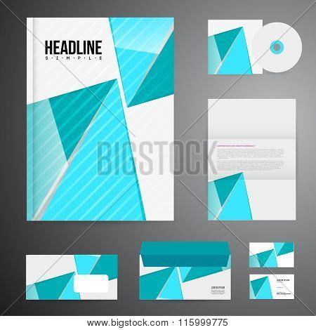 Branding Design Template