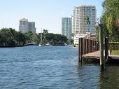 Fort Lauderdale In Landscape