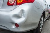 Car Damaged poster