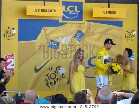 The Tour de France - Stage 2 - 03 July 2011