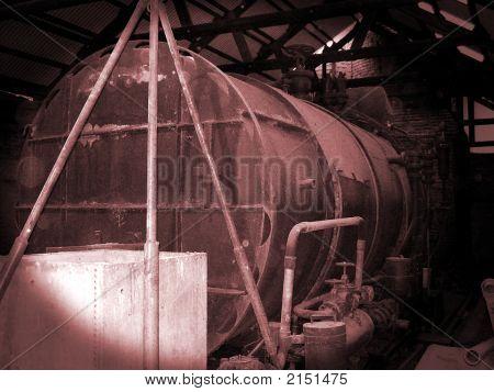 Sepia Boiler