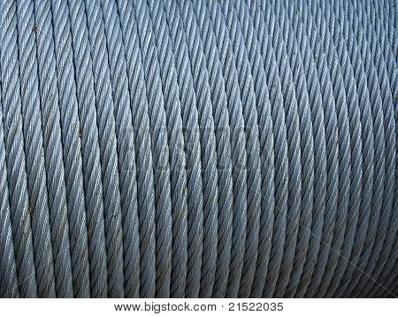 Industrial wire background