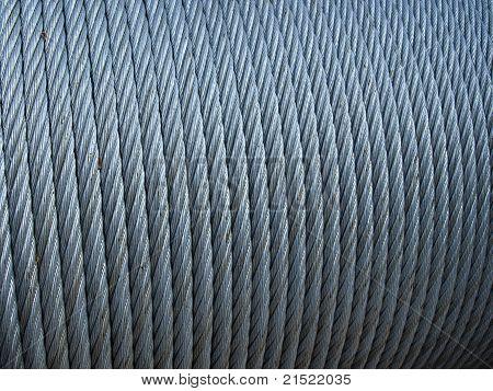 Industrial wire background