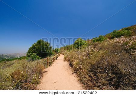 California Mountain Trail