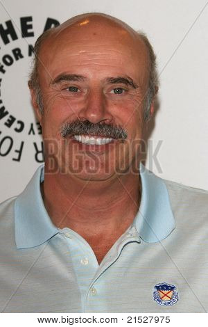 THOUSAND OAKS - JUN 11: Dr Phil McGraw at the Paley Center for Media Fifth Annual Celebrity Golf Classic held at the exclusive Sherwood Country Club in Thousand Oaks, California on June 11, 2007
