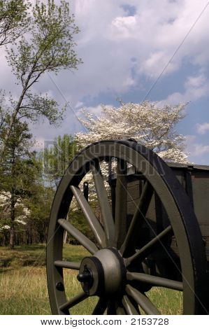 Civil War Caisson