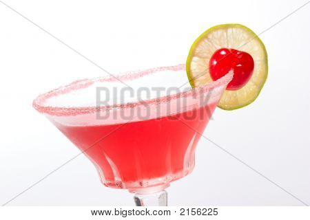 Most Popular Cocktails Series - Cosmopolitan