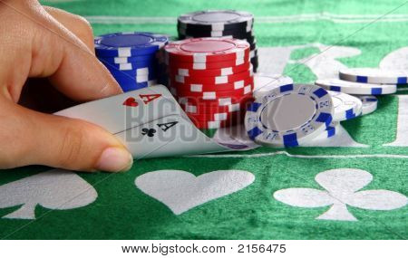 Aces In Texas Hold'Em
