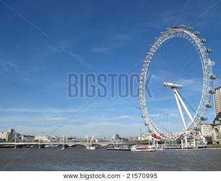 London Millenium Eye
