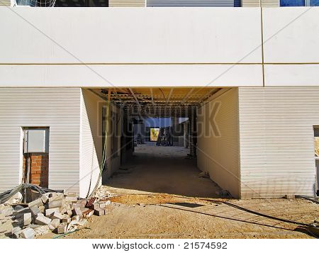 Building Entry