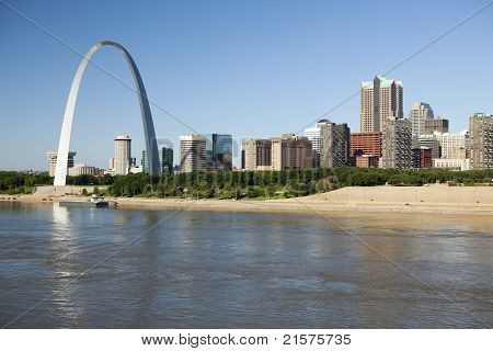 St Louis, Skyline Photography