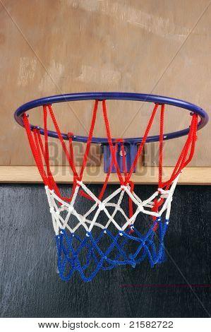 A Toy Basketball Goal