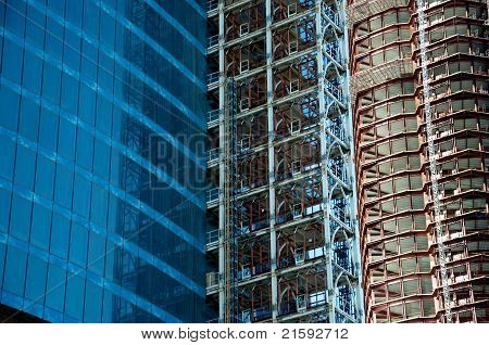 High Rise Building Construction