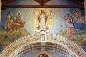 Постер, плакат: Санкт Мартин Иисус и Святой Фоска